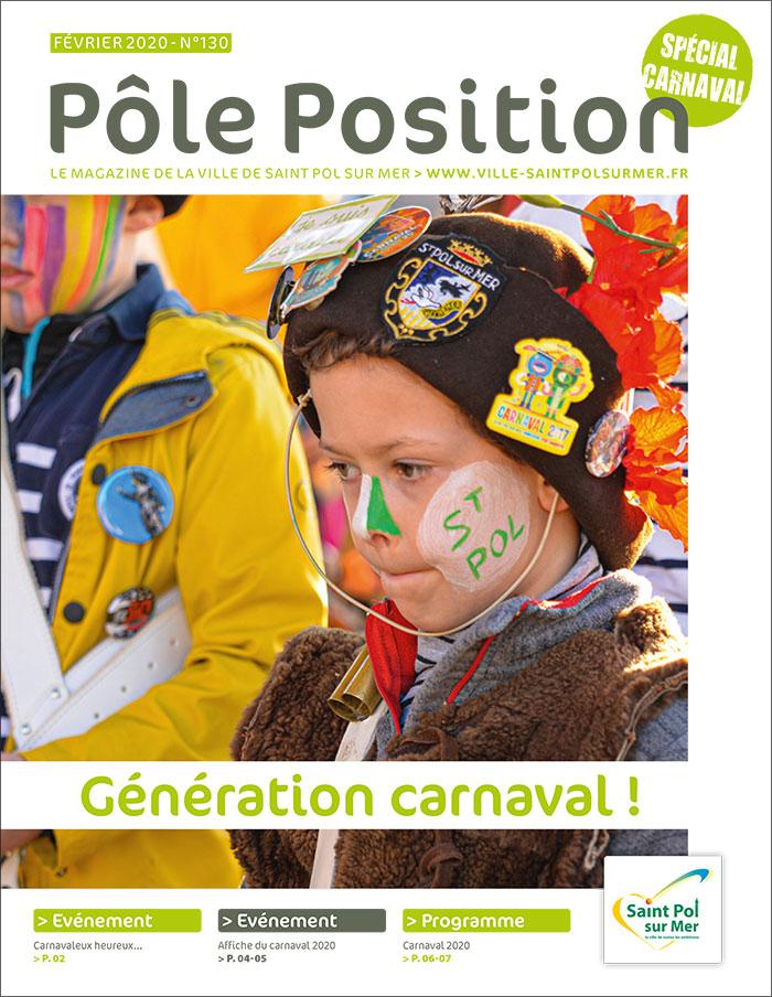 Pôle position n°130 - Spécial Carnaval