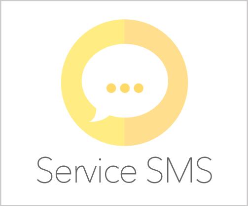 Service SMS