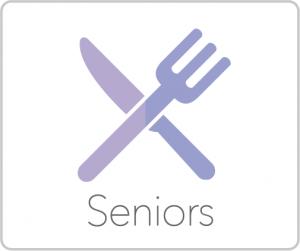 Menu Seniors